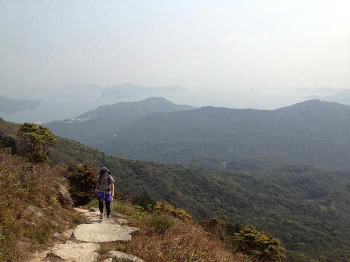 2013.2.22-25 香港trip(+trail) day2 ランタオトレイルsec.1-2_b0219778_16234257.jpg