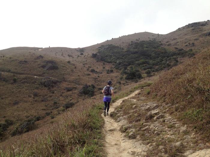 2013.2.22-25 香港trip(+trail) day2 ランタオトレイルsec.1-2_b0219778_16381136.jpg