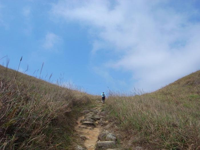 2013.2.22-25 香港trip(+trail) day2 ランタオトレイルsec.1-2_b0219778_21181146.jpg