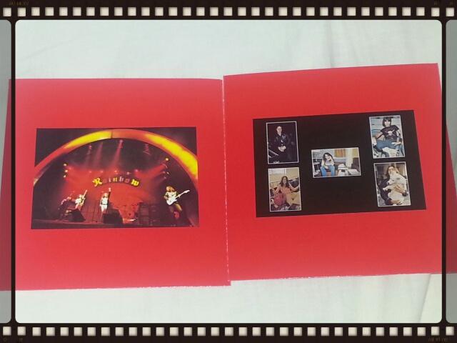 Rainbow / On Stage ~ Deluxe Edition ~ (紙ジャケ)_b0042308_21551631.jpg