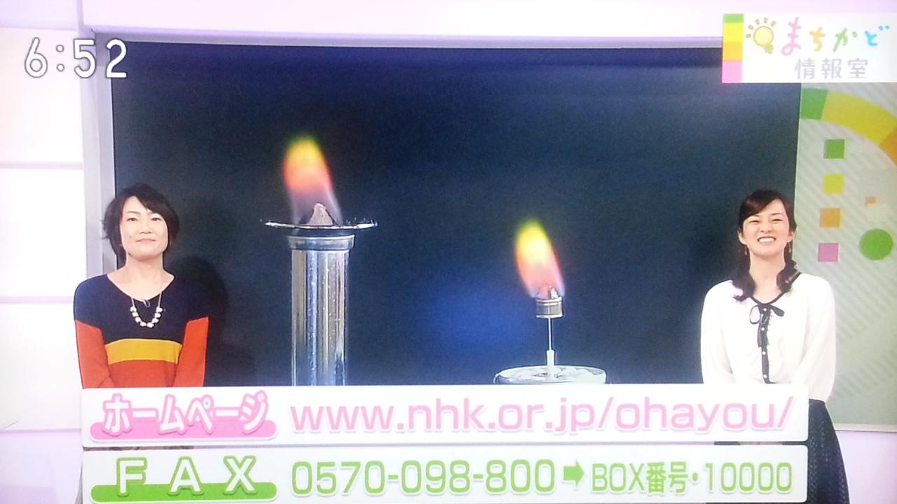 虹色の生活 NHKおはよう日本 まちかど情報室_b0042308_22101952.jpg