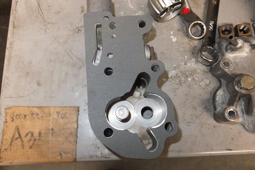 ショベルのエンジン腰下組付・・・の紹介_a0257316_6405343.jpg