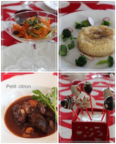 2月のおもてなし料理はバレンタインメニュー_c0141025_0164285.jpg