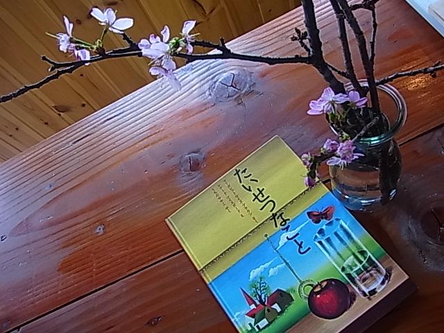 今日も桜なミル_b0207642_14413290.jpg