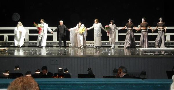 '13,3,3(土)ロシア旅行④オペラ「蝶々夫人」の観劇!_f0060461_1530437.jpg