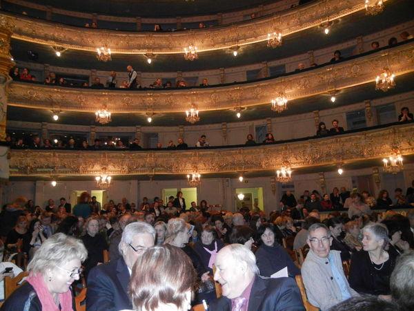 '13,3,3(土)ロシア旅行④オペラ「蝶々夫人」の観劇!_f0060461_1595235.jpg