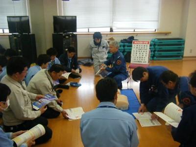 消防活動_e0166762_9252530.jpg