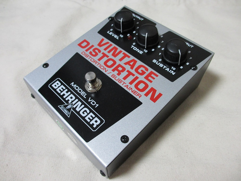 "BEHRINGER""VD1 Vintage Distortion""_e0052576_2316198.jpg"
