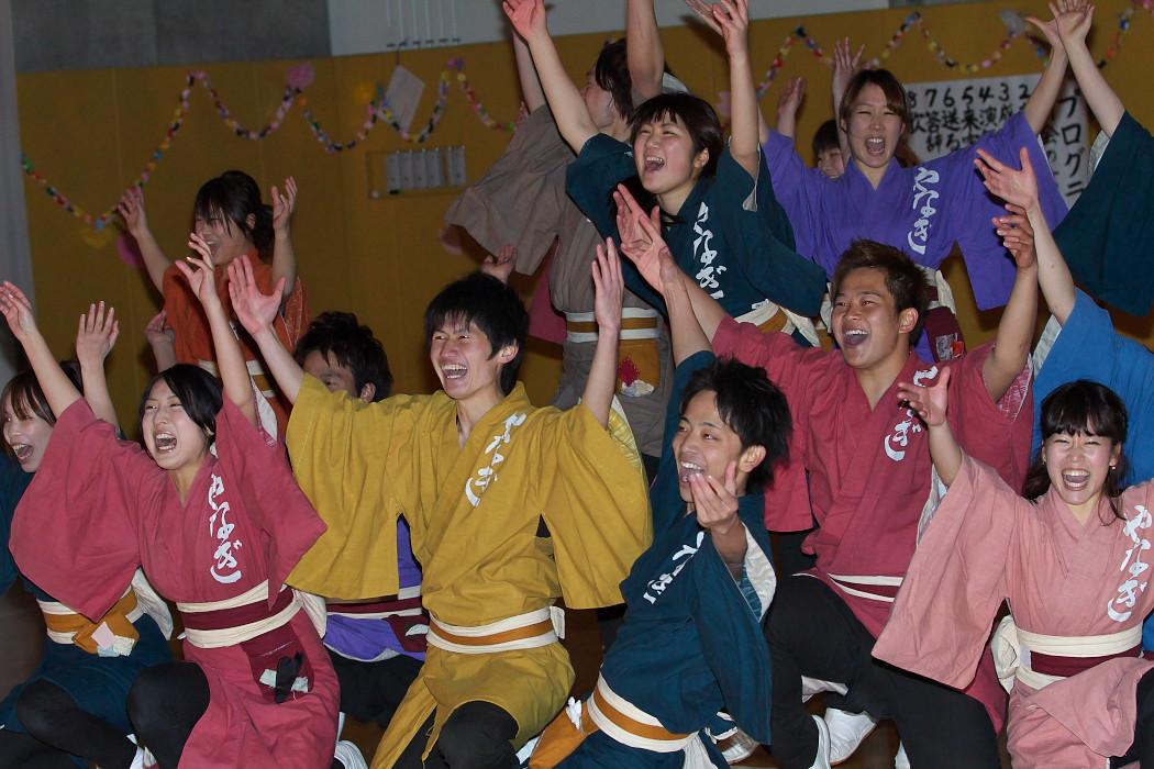 九代目柳的卒業式。_c0187584_2322244.jpg