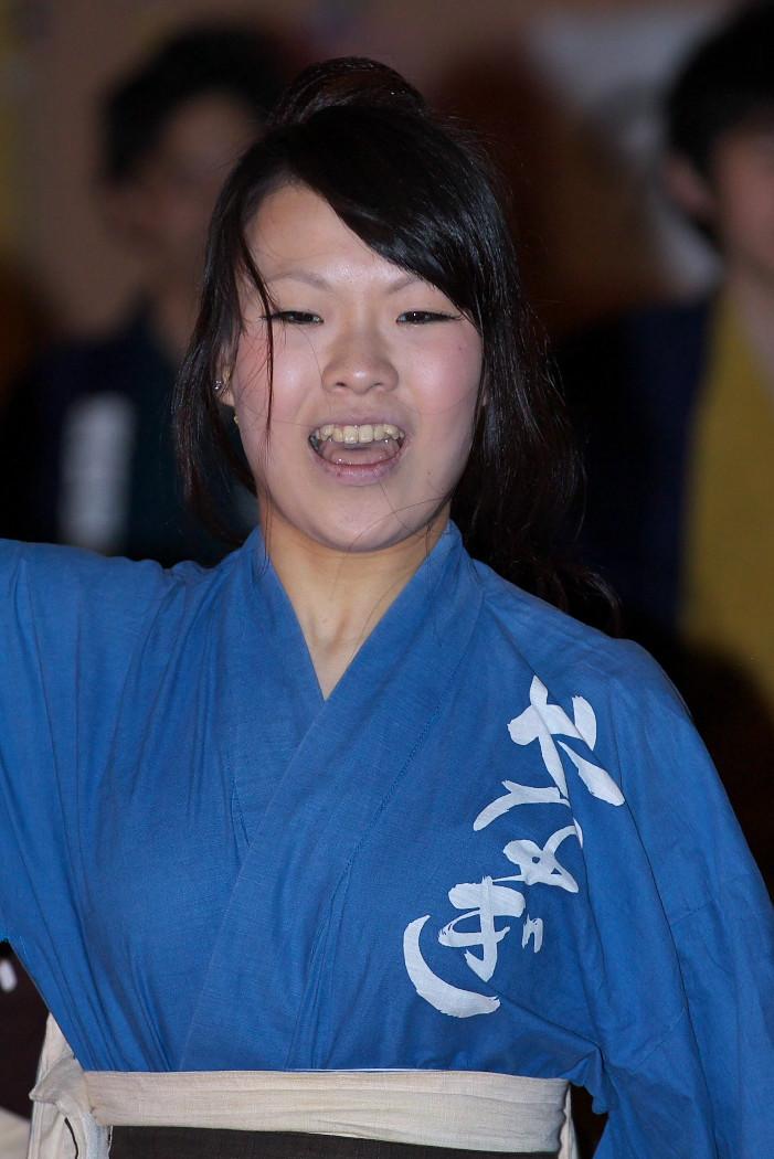 九代目柳的卒業式。_c0187584_2322610.jpg