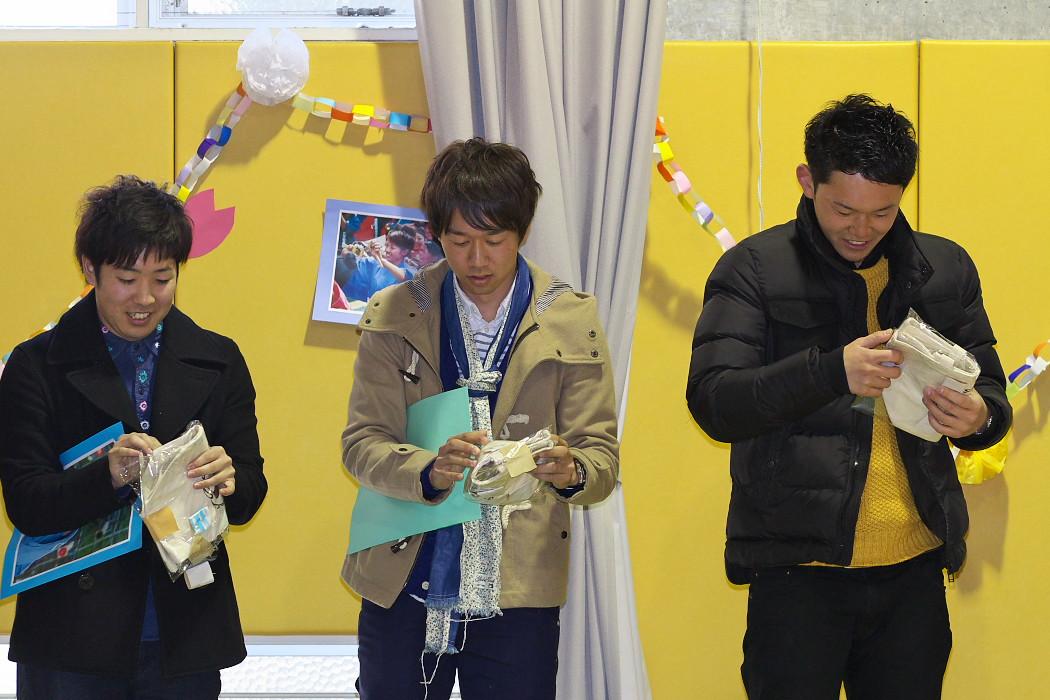 九代目柳的卒業式。_c0187584_2326461.jpg