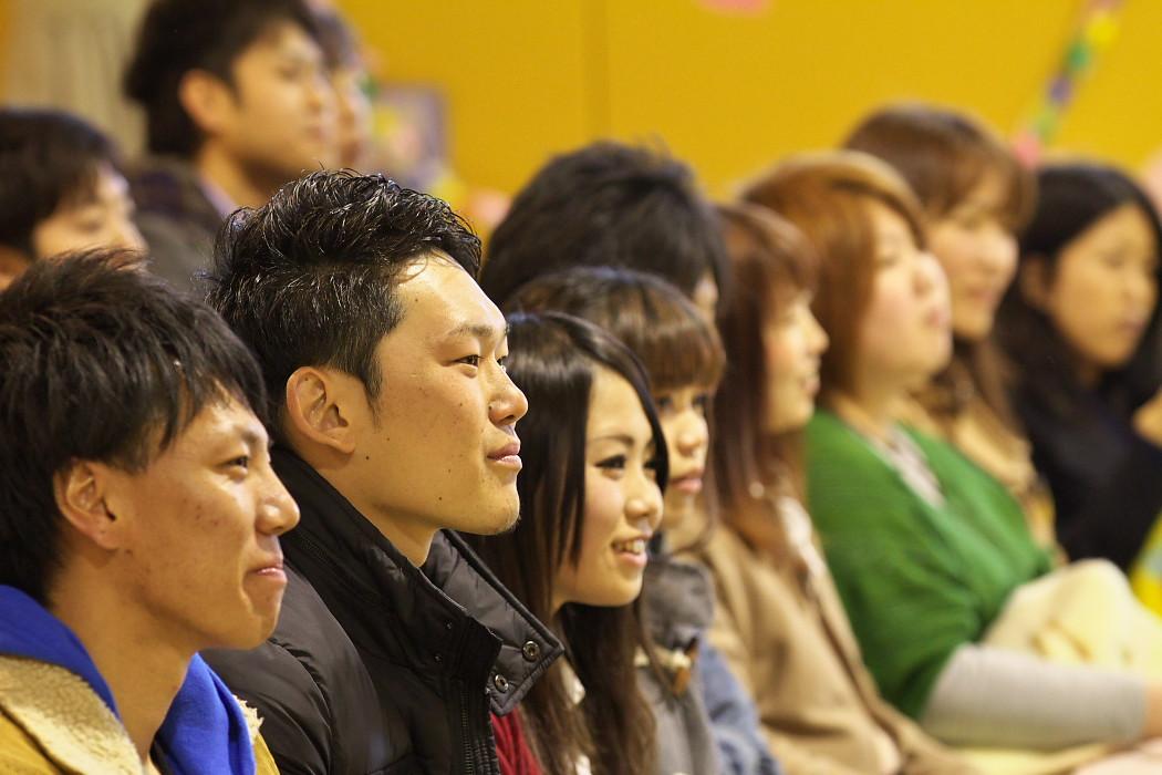 九代目柳的卒業式。_c0187584_2330122.jpg