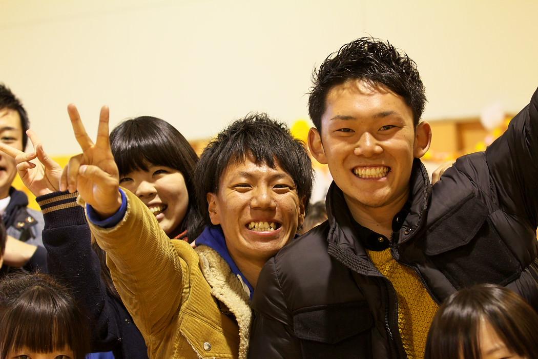 九代目柳的卒業式。_c0187584_2331598.jpg