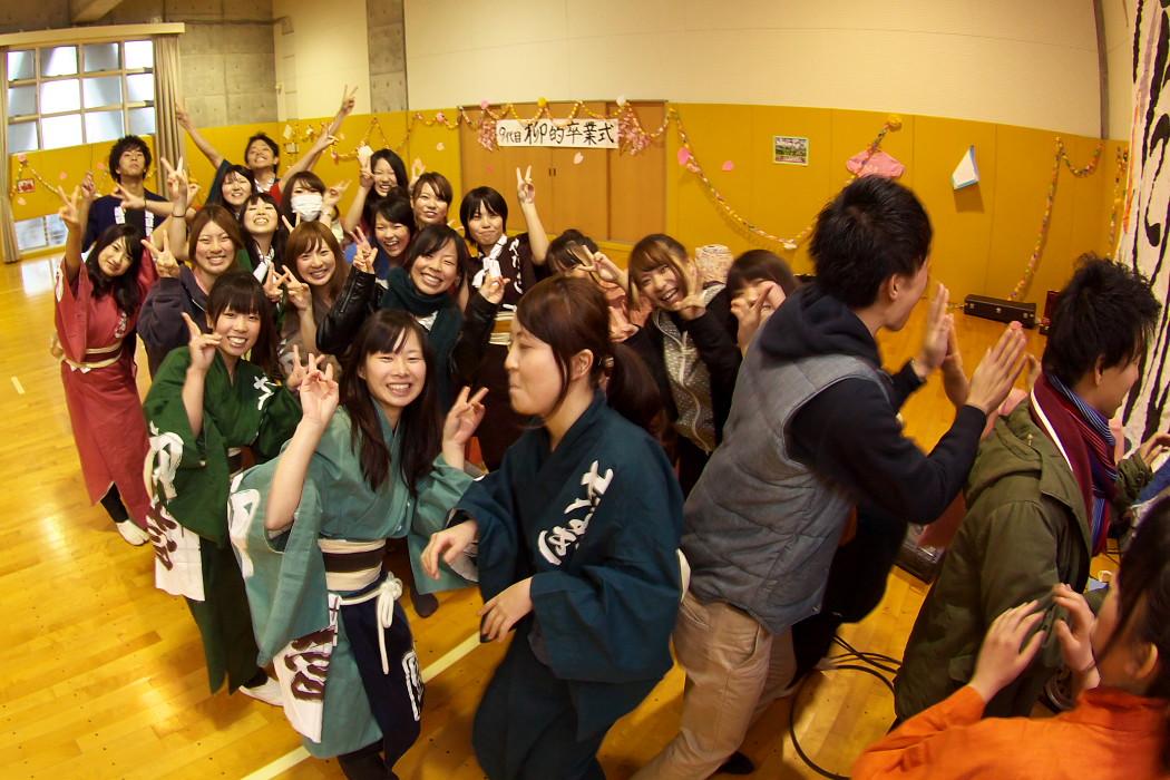 九代目柳的卒業式。_c0187584_23331166.jpg