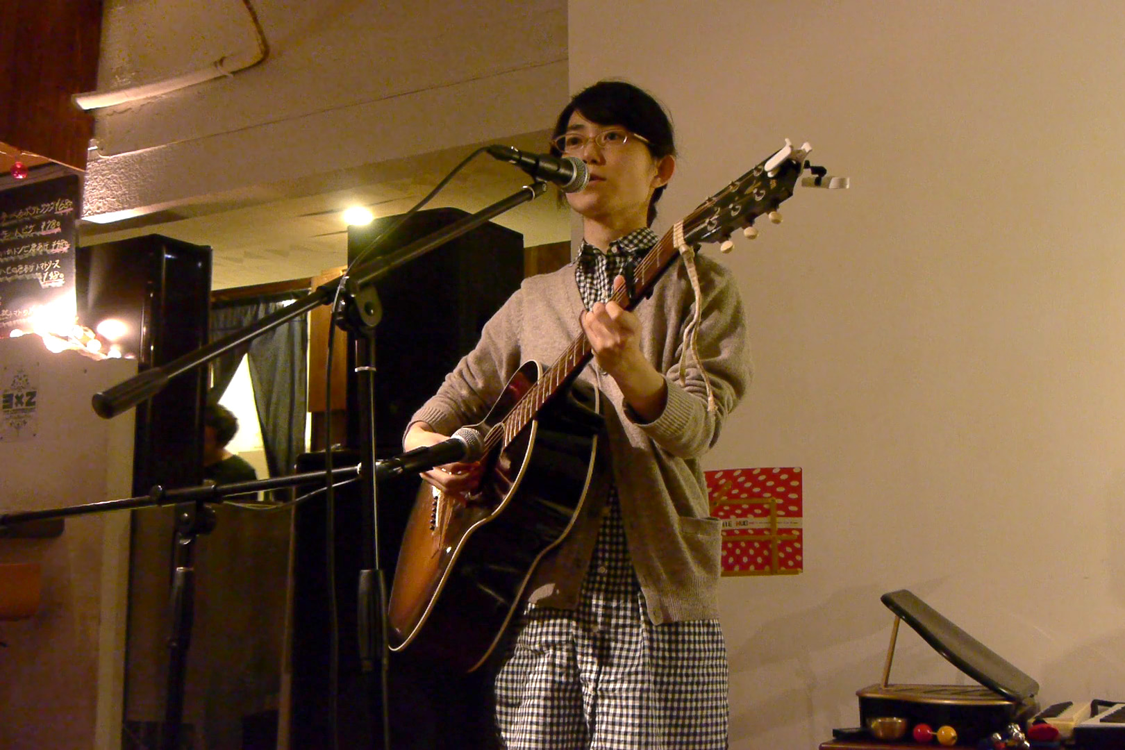 萬人音樂堂Presents レコ発ライブツアー in 沖縄 2012 OKINAWA HARMLESS @ 沖縄 Cafe & Dining Bar THREE_c0000587_19443931.jpg