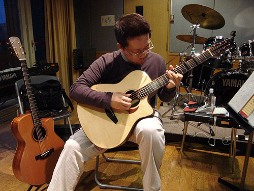 南澤大介先生の「ソロ・ギター・レッスン」 千葉3の3_c0137404_18565468.jpg