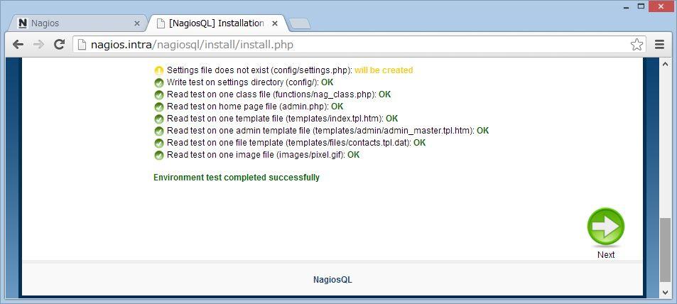 nagiosQL を SUSE Linux にインストール_a0056607_1510322.jpg