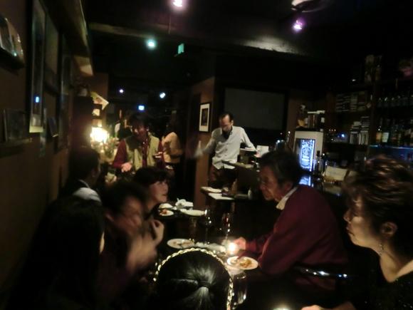 DJパーティー @jazz bar TAKE FIVE_a0203615_2054287.jpg