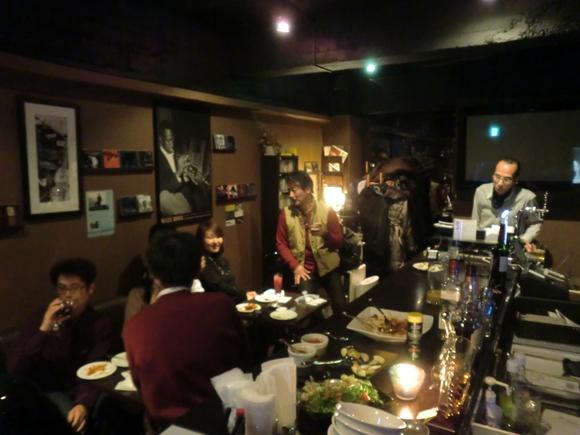 DJパーティー @jazz bar TAKE FIVE_a0203615_208220.jpg
