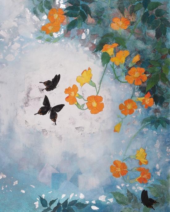 """『""""さようなら""""が云えない』に、しばしの""""さようなら""""~ART de VIVRE (アール・ド・ヴィーヴル)へ_a0254818_22485720.jpg"""