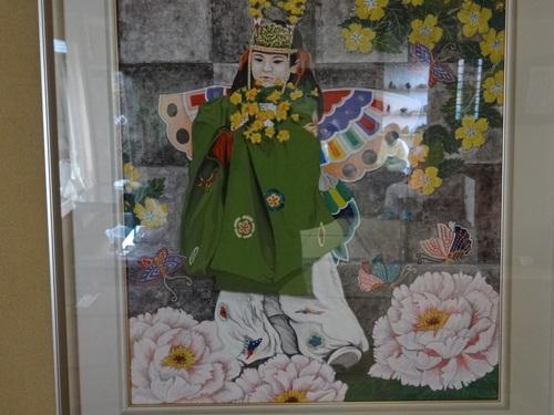 楽しく描こう日本画講座 ③_e0240147_2085572.jpg