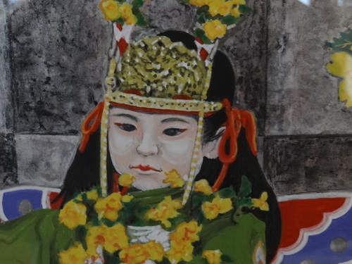 楽しく描こう日本画講座 ③_e0240147_209125.jpg