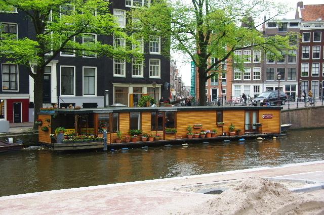 オランダの旅 (41) 【アムステルダム】 アンネ・フランクの家_c0011649_11293850.jpg