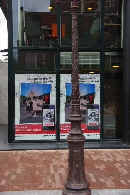 オランダの旅 (41) 【アムステルダム】 アンネ・フランクの家_c0011649_11325129.jpg