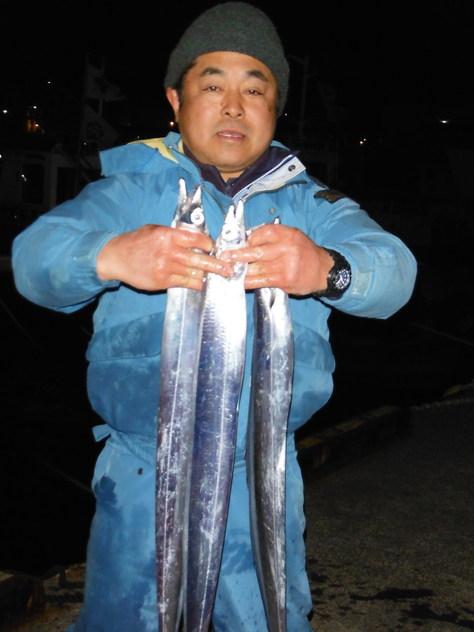 昨夜の釣果!! 寒い・細い・・・。_f0175450_10202574.jpg