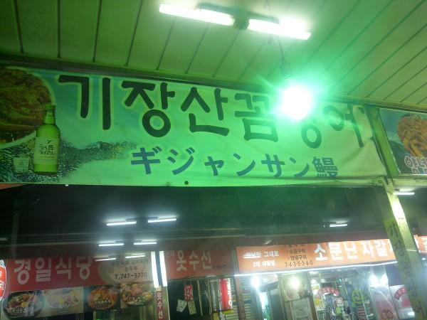 釜山 : カンジャンケジャン、ケナッチム、ラブホテル、ウナギ、ワッフル_e0152073_3423523.jpg