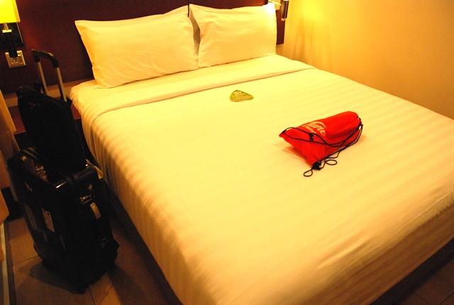 エアアジアが運営!「5スターの寝心地を1スターの価格で」提供するチューンホテルKLIA-LCCT店を体験!_b0053082_0183654.jpg