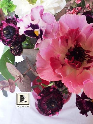 松屋銀座 講座「テーブルと花」フィンランド3_c0128489_22321319.jpg