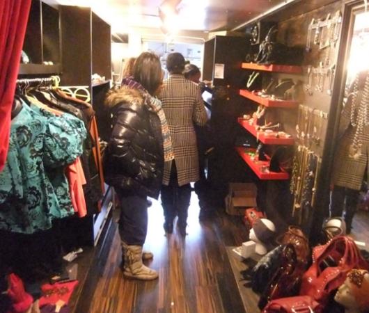 ニューヨークのファッション・トラック、「セレブリティーズ」Celebrities_b0007805_1056326.jpg