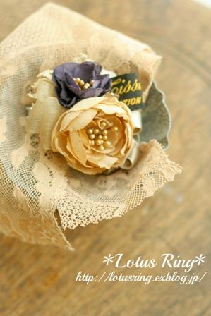 布花のコロン♪ブローチ & web shopにつきまして_a0169912_19194267.jpg