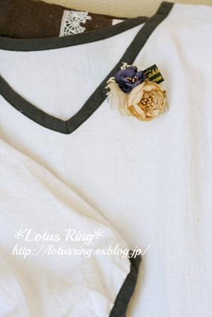 布花のコロン♪ブローチ & web shopにつきまして_a0169912_19201324.jpg