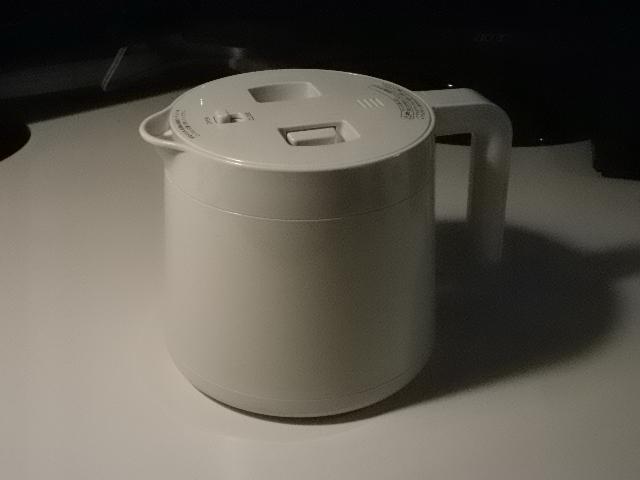 無印良品 電気ケトル 15236756 良品計画