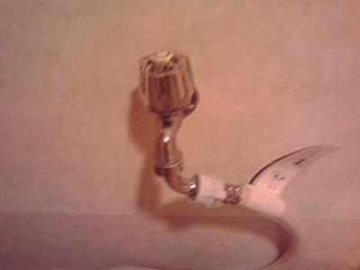 洗濯機用水栓交換工事_e0184941_18202140.jpg
