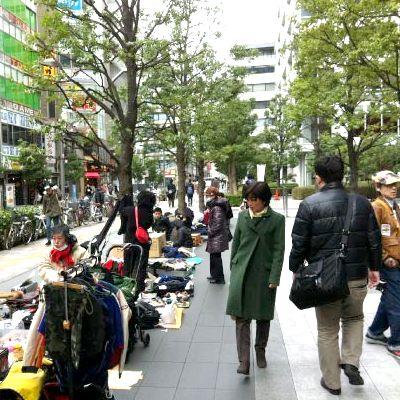 MOTTAINAIフリーマーケット開催報告@秋葉原UDX_e0105047_1884428.jpg