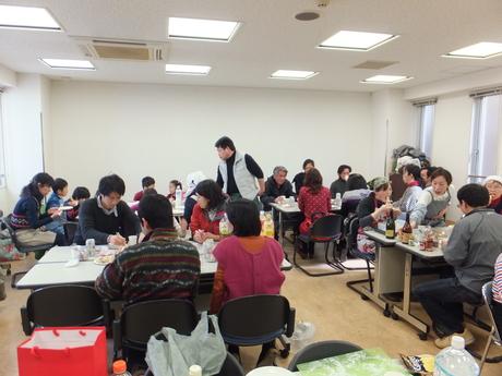 2013年 春節新年会_a0039748_134750100.jpg