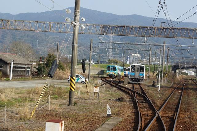 肥薩線おれんじ鉄道と美しい夕日、阿久根市の美しい夕焼け、日本一の夕日_d0181492_231153.jpg