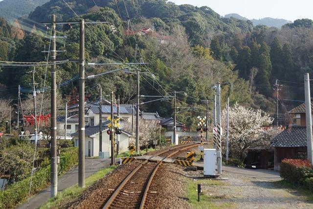 肥薩線おれんじ鉄道と美しい夕日、阿久根市の美しい夕焼け、日本一の夕日_d0181492_2312571.jpg
