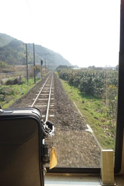 肥薩線おれんじ鉄道と美しい夕日、阿久根市の美しい夕焼け、日本一の夕日_d0181492_23183384.jpg