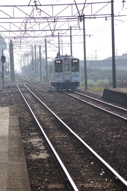 肥薩線おれんじ鉄道と美しい夕日、阿久根市の美しい夕焼け、日本一の夕日_d0181492_23185935.jpg