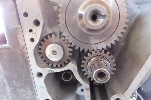 ショベルヘッド エンジン組付続き・・・カム周り・・・_a0257316_2119361.jpg