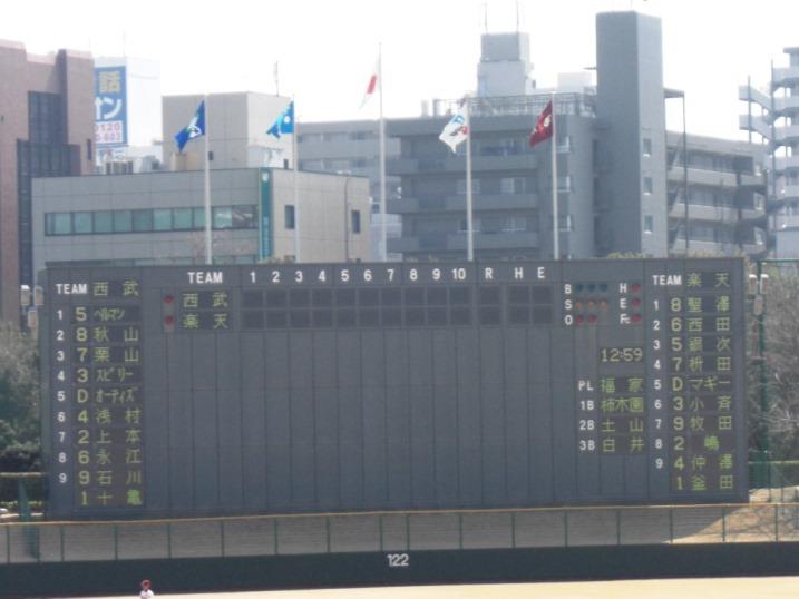 小春日和の野球観戦_b0081121_198871.jpg