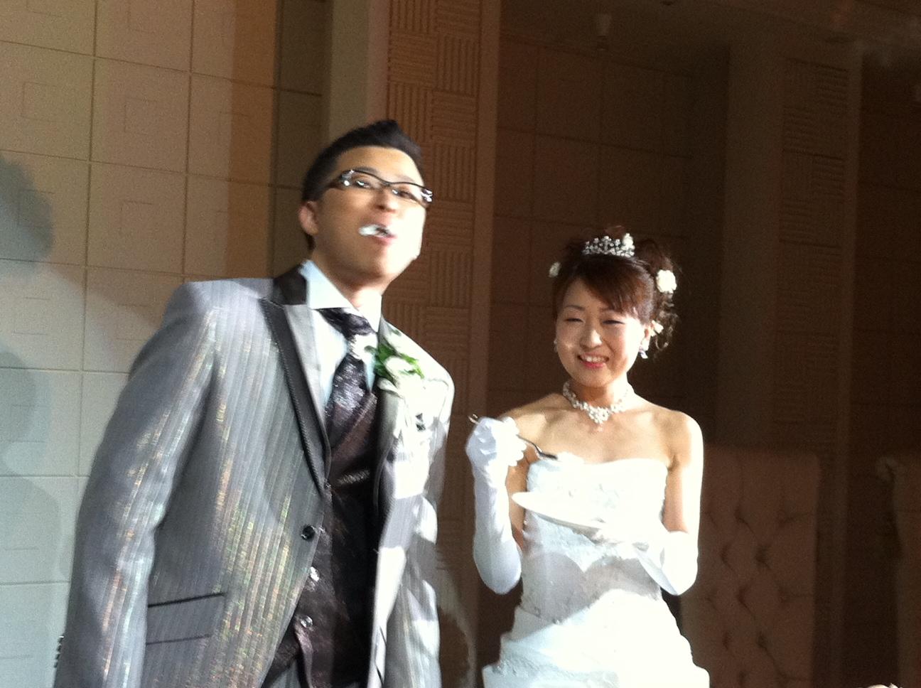 友人の結婚式_f0259324_1224172.jpg