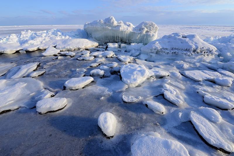 極寒冷地 流氷原_f0050534_17291764.jpg