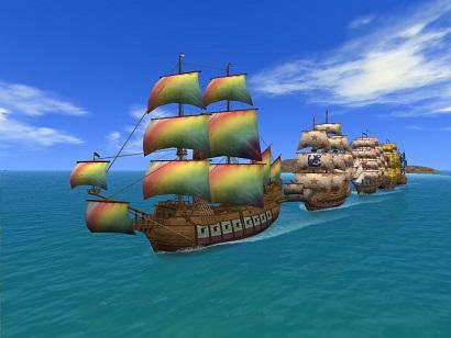 『大航海時代 Online 2nd Age』 「8th Anniversary」キャンペーン スタート!_e0025035_11133916.jpg