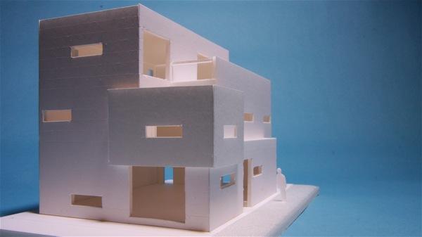 「浅草の二世帯住宅」_f0230666_1975445.jpg