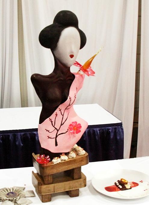 NY国際レストラン&フードサービスショー特集(3):ケーキ職人コンテスト_b0007805_1416745.jpg